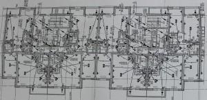 э3-4 под 16-18 этаж